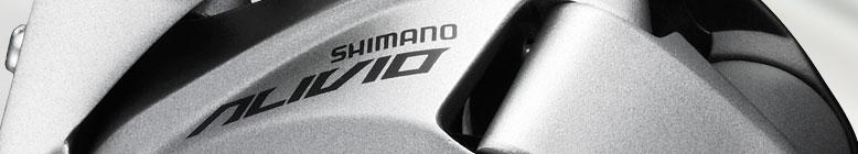 Detalhe Shimano Alivio