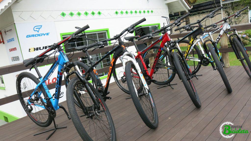Bicicletas de entrada de fabricantes nacionais