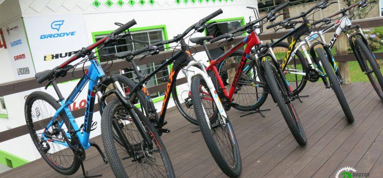 Começando no Mountain Bike: bicicletas de entrada