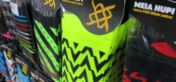 Você conhece as meias de ciclismo da HUPI Bikes?