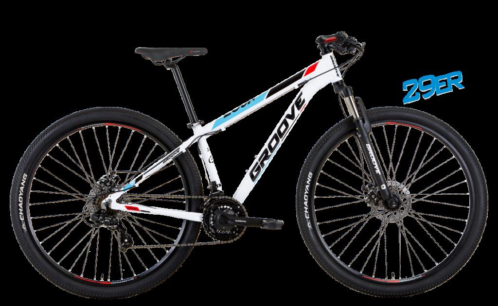 Bicicleta de entrada para Mountain Bike Groove Zouk