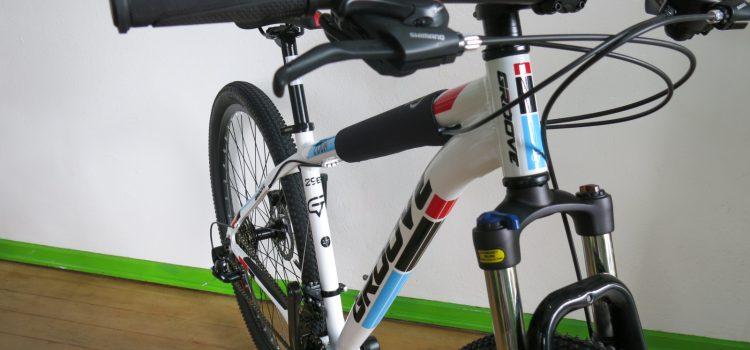 Começando no Mountain Bike: conheça a Groove Zouk