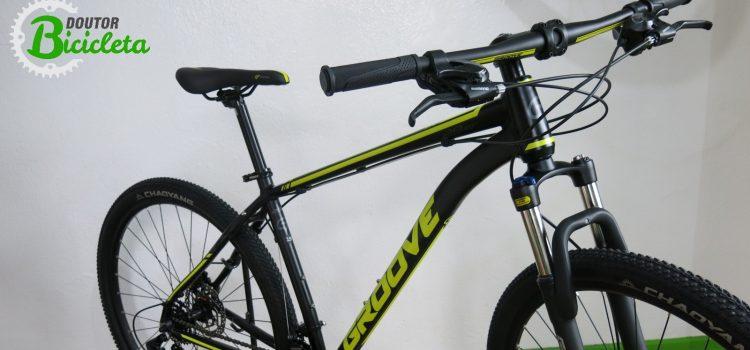 Começando no Mountain Bike: conheça a Groove Hype 30