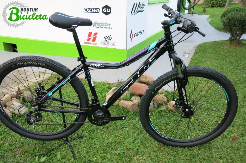 Groove Zouk Lady: a bicicleta de entrada feita para elas!