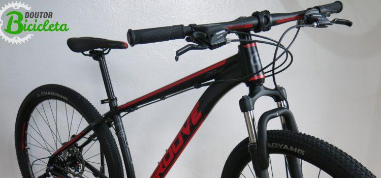 Começando no mundo do Mountain Bike: conheça a Groove Hype 50