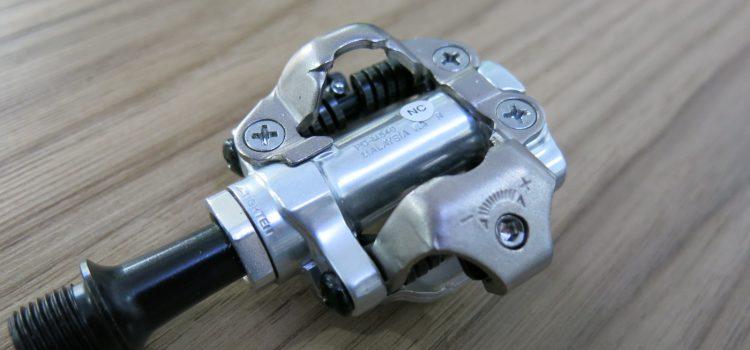 Estou pronto para usar pedal clip?