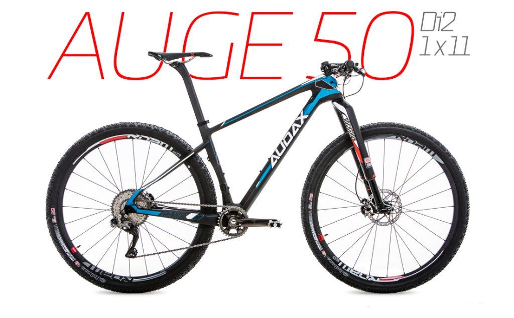 Bicicleta da linha de competição Audax Auge 50 Di2