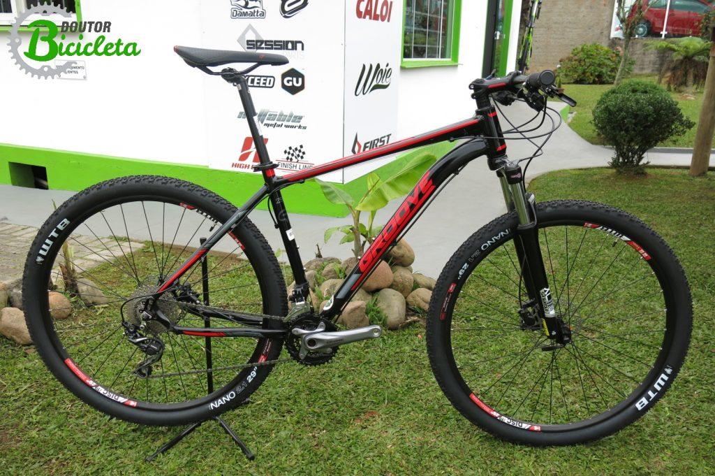 Bicicleta Groove Riff 50