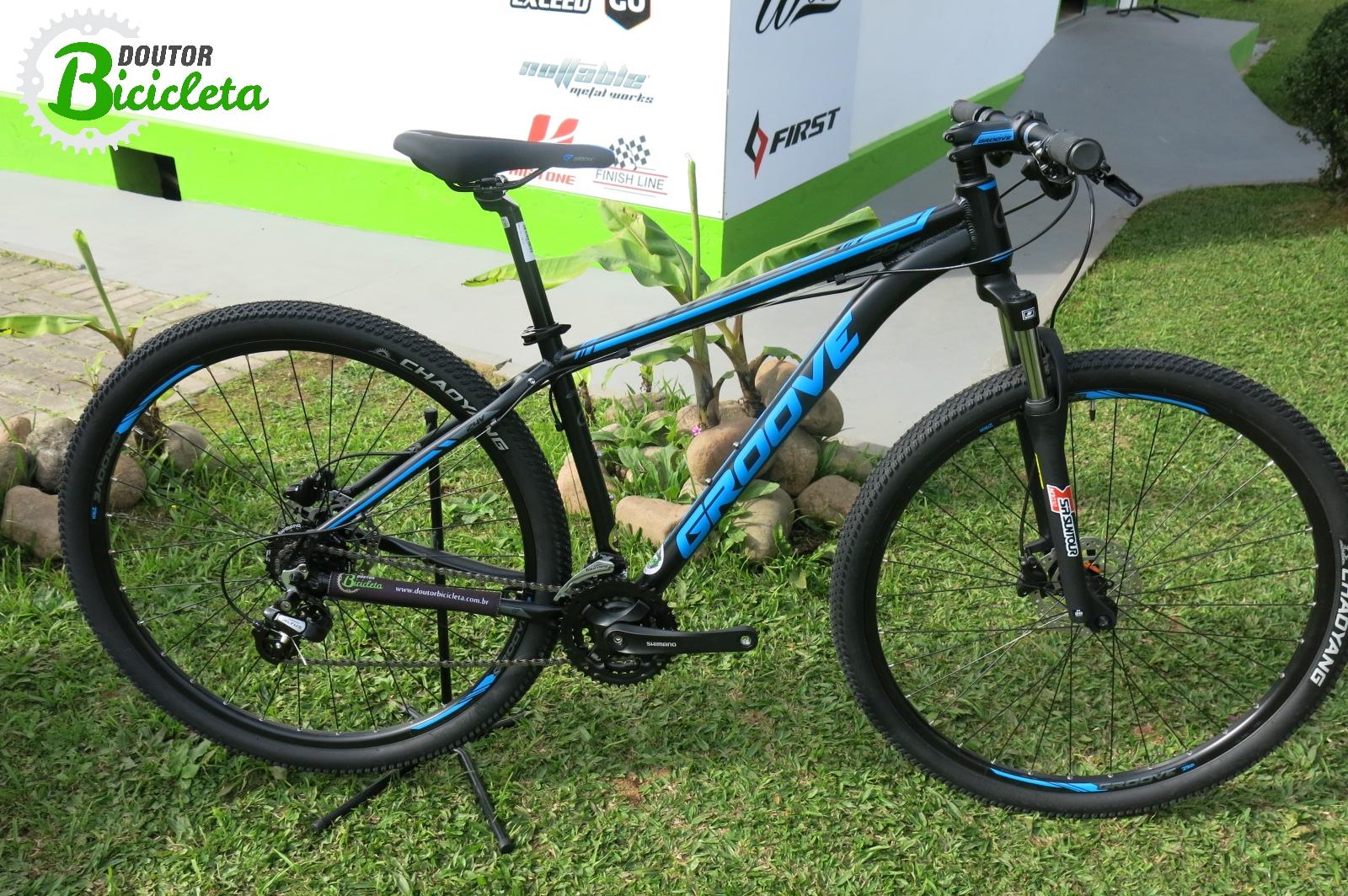 Bicicleta Groove Hype 30