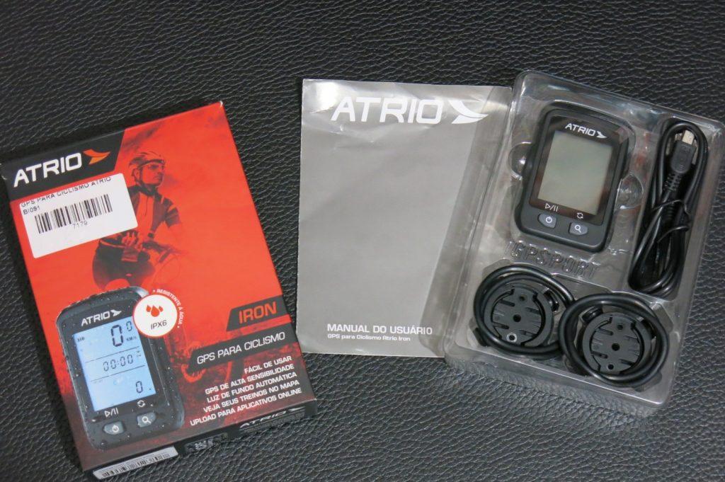 GPS Atrio Iron