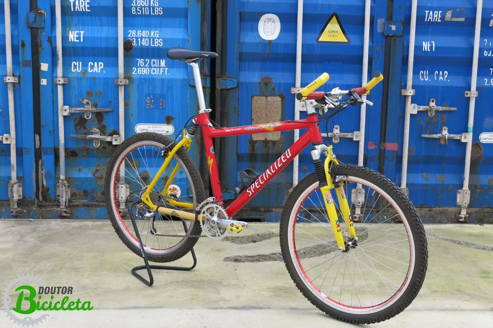 Bicicleta Specialized Ground Control