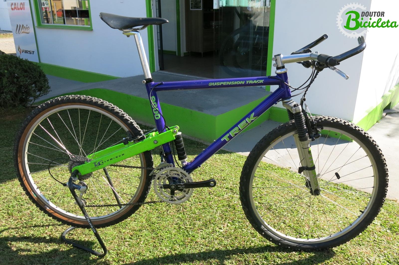 Bicicleta TREK 9000 1992