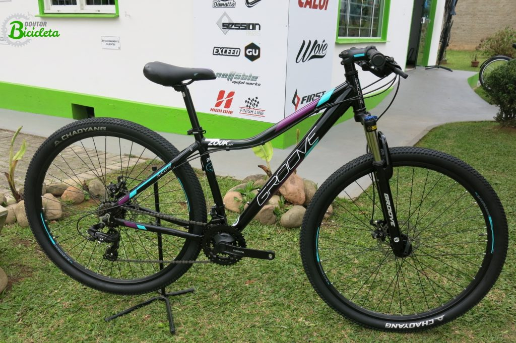 "Bicicleta Feminina Groove Zouk Lady 29"""