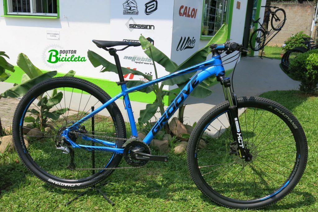 Bicicleta Groove SKA 50 2018.