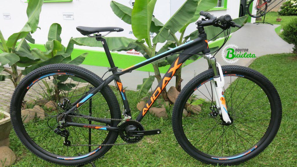 Audax Havok SX: uma opção de entrada e custo acessível na categoria de bicicletas até 3000 reais