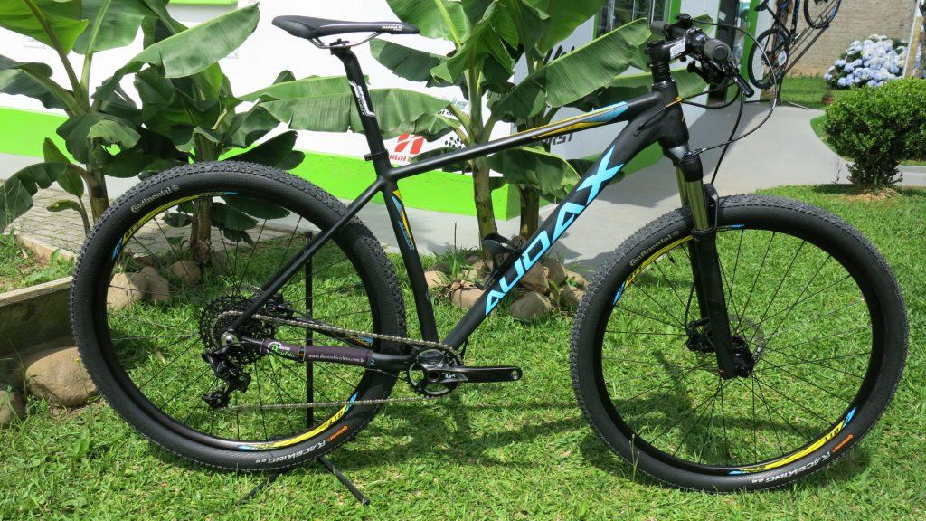 Bicicleta Audax Auge 600