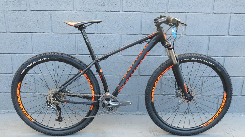 Bicicleta Sense Impact Pró