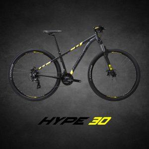 Conheça a Groove Hype 30